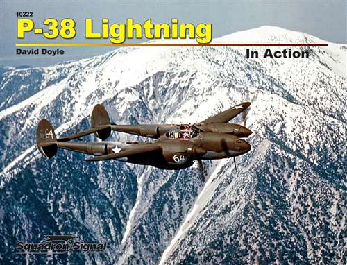 P38 Lightning in Action   9780897478373