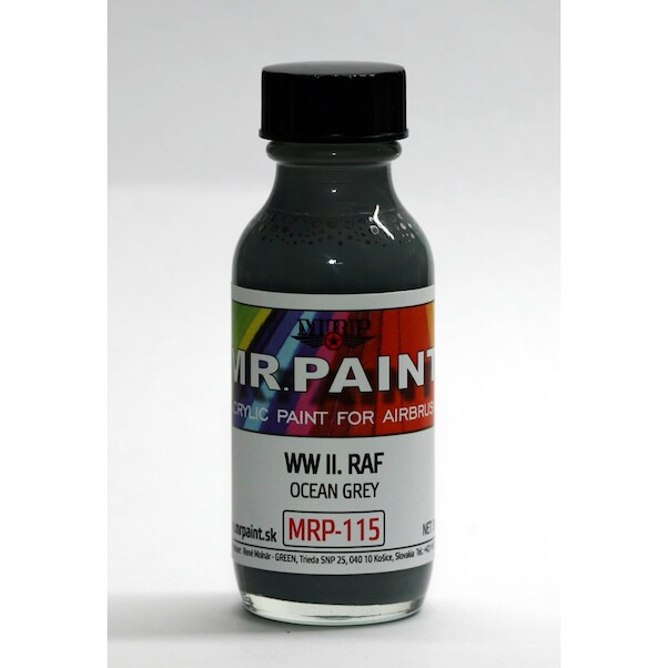 Ocean Grey WWII RAF (30ml Bottle)  MRP-115