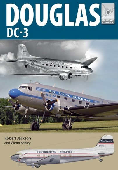 Douglas DC-3, The Airliner that Revolutionised Air Transport  9781526759986