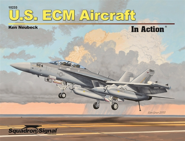 US.ECM Aircraft in Action   9780897477420
