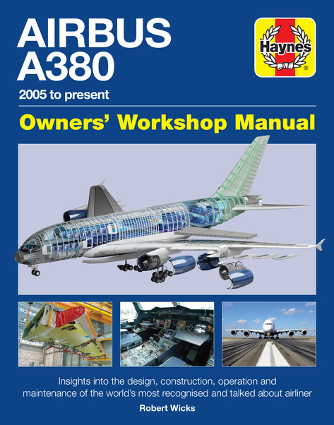 Airbus A380 Manual: 2005 to present  9781785211089
