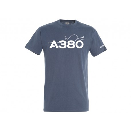 Airbus A380 Tee shirt  A1TC015 MAIN