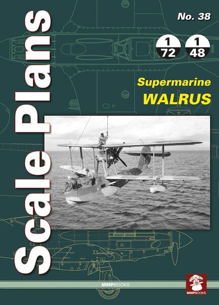 Scale Plans: Supermarine Walrus  9788365281562