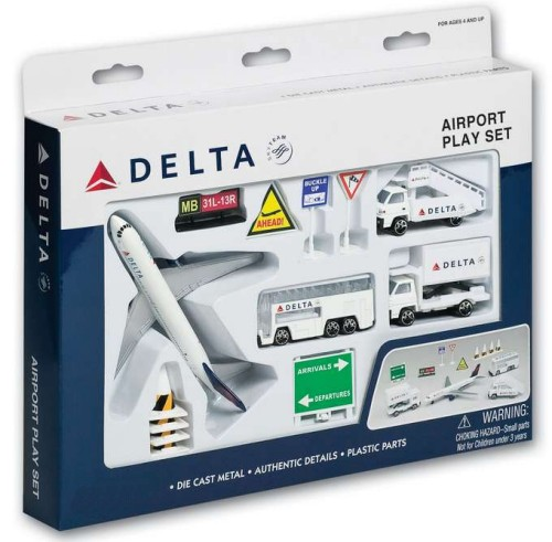 Airport Playset (Delta)  RT4991