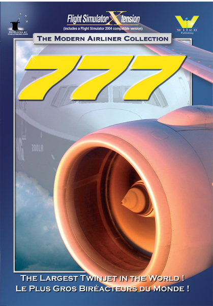 Wilco Fleet: Boeing 777 (download version) (Wilco 0649875001219-D)