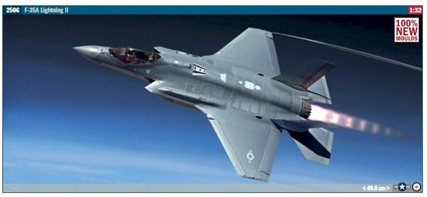F35A Lightning II (Including Dutch Markings!!) (SPECIAL OFFER! WAS EURO 107,95)  2506S