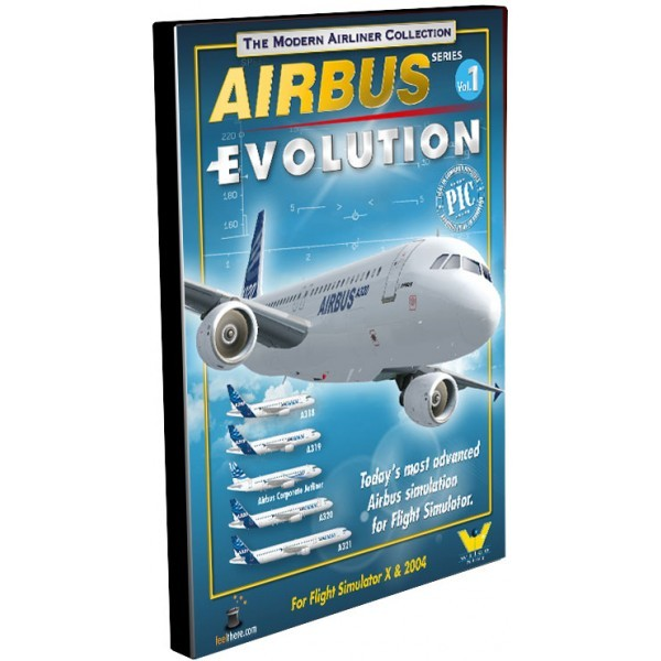 Airbus Series Evolution Vol.1 (download version)  0649875001431-D