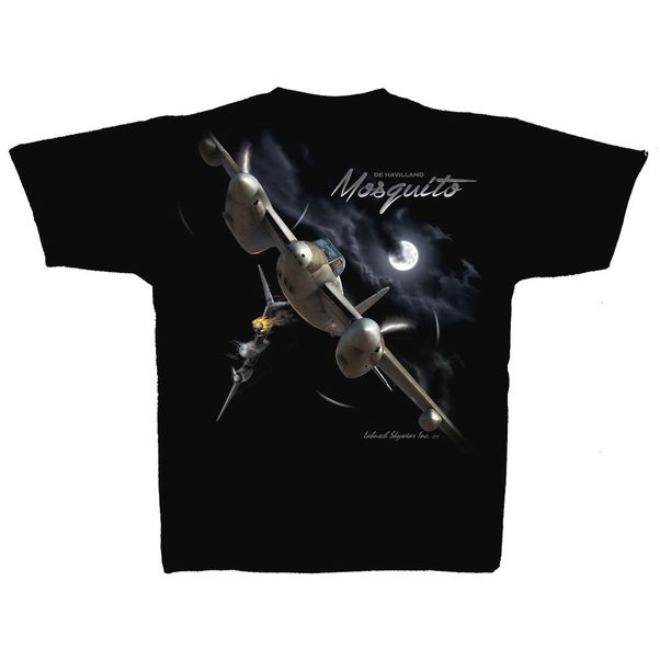Mosquito Adult T-Shirt