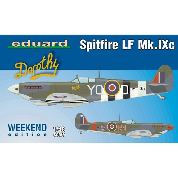 Spitfire LF MKIXc (Weekend edition)  84151