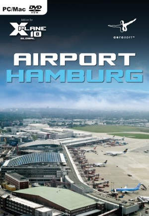 Airport Hamburg (Add-on for XPlane10)  4015918123327