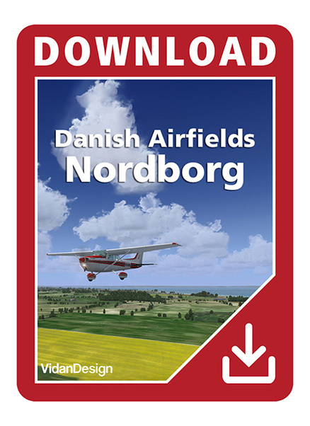 Danish Airfields X - Nordborg (Download Version)  14133-D