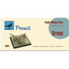 Paper display base 10,3x10,3 cm (Grass)  M70001