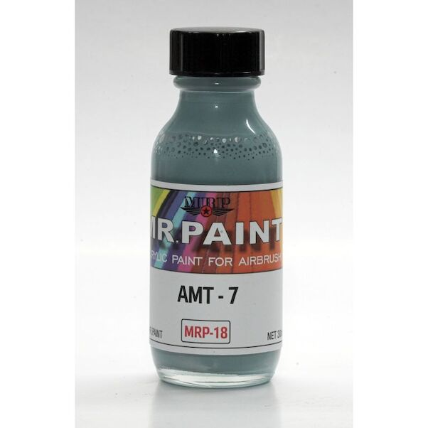 AMT7 Grey Blue (Russia WWII) (30ml Bottle)  MRP-18
