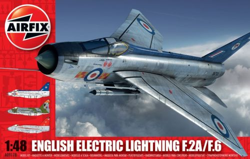 EE Lightning F2A/F6 (SPECIAL OFFER - WAS EURO 39,95)  09178