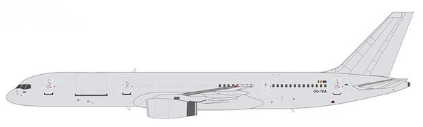 Boeing 757-200BCF ASL Airlines  Belgium OO-TFA  53142