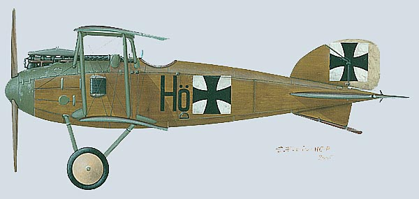 Albatros D1 conversion set  KY48003