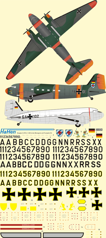 Platz Decal set for 1//72 F-2A 3rd Air Wing 50th Anniversary Machine JD-32 Model