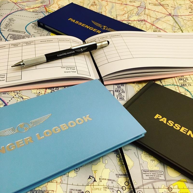 passenger logbook