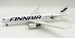 "Airbus A350-900 Finnair ""Happy Holidays"" OH-LWD With Stand"