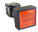 B737 MIP Master Caution Switch / Annunciator