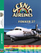 Scenic Airlines Fokker 27 (re-release)