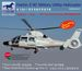 Harbin Z9C Military Utility Helicopter (AS365 Dauphin) (3 kits included)