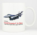 Mug Flying Legends F16 Fighting Falcon