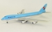 Boeing B747-200 Korean Air HLockheed L7463 With Stand