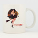 "Mug Nose Art 8 ""Witch Craft"""