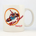 "Mug Nose Art 18 ""Miss Stress"""