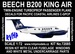 Beech B200 King Air (Pacific Coastal Airlines) Reissue