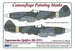 Camouflage Painting masks Spitfire MkXVIc