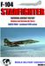 On Finals Special: F104 Starfighter, Individual Aircraft histories of the Starfighters build by SABCA for the Belgian and German AF