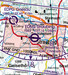 VFR aeronautical chart Germany North 2018  ROGERS-GERM-N image 7
