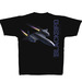 SR-71 Blackbird Adult T-Shirt