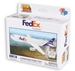 Construction Block Toy (FedEX) 55 piece