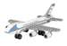 Construction Block Toy (Air Force One) 55 piece