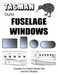 Fuselage windows