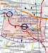 VFR aeronautical chart Germany North 2019  ROGERS-GERM-N image 7