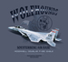 T-Shirt with 32TFS/CR Wolfhounds F-15C Eagle Soesterberg Air Force Base