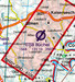 VFR aeronautical chart Germany North 2018  ROGERS-GERM-N image 5
