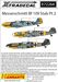Messerschmitt Bf-109s with Stab markings Pt 2