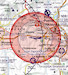 VFR aeronautical chart Spain North West 2019  ROGERS-ESP-NW image 2
