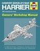 Hawker Siddeley/BAe Harrier Manual 1960 onwards (all marks)