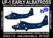 UF-1 Early Albatross (US Navy, NATC) for Revell/Monogram