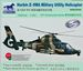 Harbin Z9WA Military Utility Helicopter (AS365 Dauphin) (3 kits included)