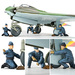Horten Ho229 Ground Crew Set