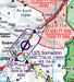 VFR aeronautical chart Switzerland 2017  ROGERS-SWISS image 4