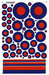 RAF Post War Red/Blue Roundels