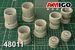 RD33 Exhaust nozzles for Mikoyan MiG29 (Great Wall)